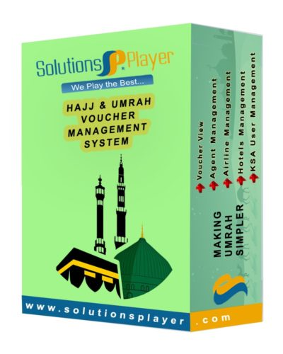 Umrah Voucher Management System